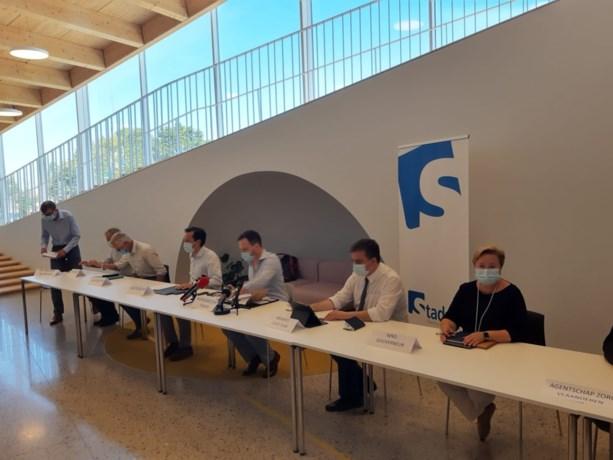Iedereen bij Westvlees wordt getest, Staden verplicht mondmasker op publieke plaatsen