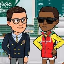 Ralph Lauren ontwerpt outfits voor Snapchat die je ook echt kan kopen