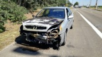 Auto schiet in brand op N71