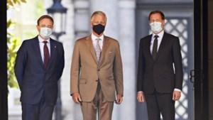 D-day voor Bart De Wever en Paul Magnette