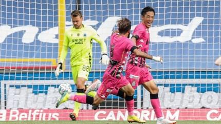 Meteen een verrassing: landskampioen Club Brugge in eigen huis onderuit tegen Charleroi