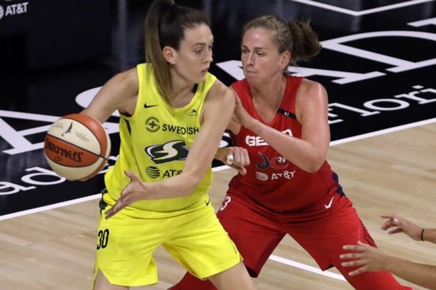 Opnieuw geen winst voor Emma Meesseman en Julie Allemand in WNBA