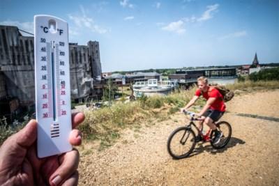 Dit zijn alle temperatuurrecords, in Limburg en daarbuiten