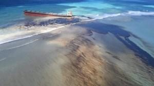"""Mauritius roept de noodtoestand uit na olielek in zee: """"Gevolgen vernietigend"""""""