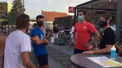 Bemelmans mist finale tegen Coppejans in Alken, publiek geniet van demonstratiedubbel
