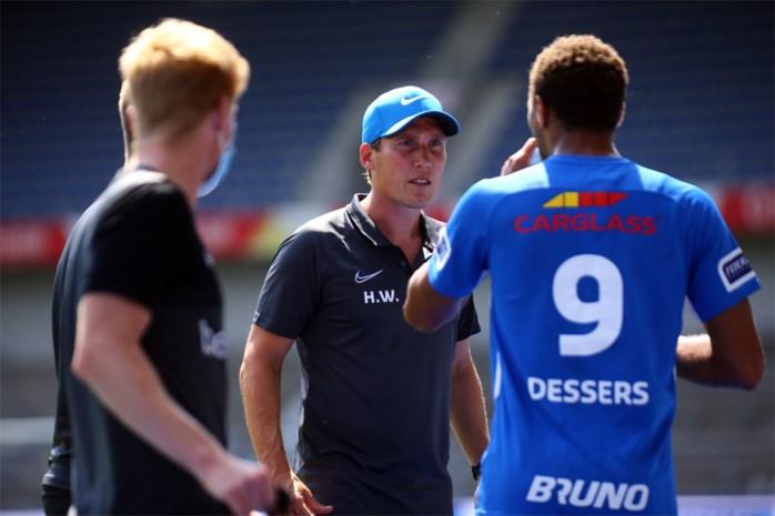 """Genk-coach Hannes Wolf: """"De hitte? Wij zijn fysiek in orde"""""""