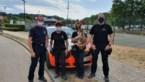 """Federale politie redt puppy uit snikhete koffer van 50 graden: """"Eigenaars waren kwaad op ons, maar het dier is in beslag genomen"""""""
