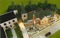 Ontmoetingsruimte in kerk Mettekoven