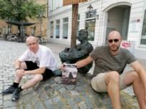 Lommels striptekenaar presenteert graphic novel in Duitsland