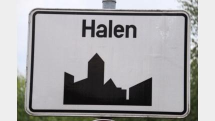 Reservatie bezoekersplaats gemeenteraad Halen aanvragen voor 12 uur