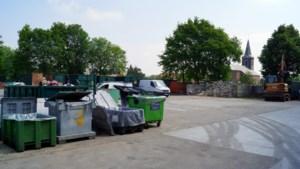 Inzameling asbest via containerpark heropgestart