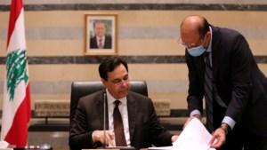 """Voltallige regering Libanon dient ontslag in """"uit verantwoordelijkheidszin"""""""