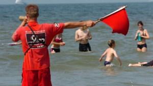 Rode vlag aan Nederlandse kust, groene vlag bij ons: hoe kan dat?