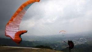 Paraglider vermist in Pyreneeën