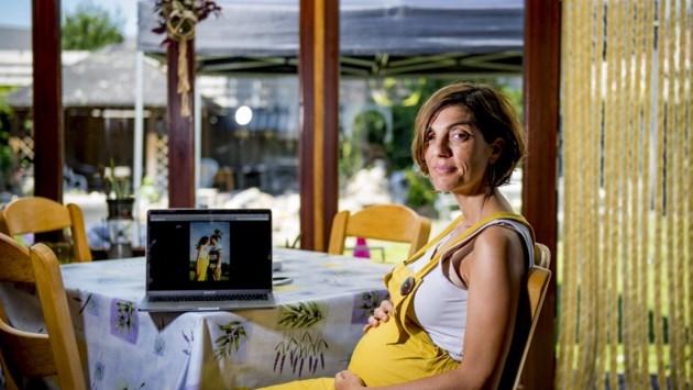 Man van zwangere Elke krijgt dan toch visum, maar de tijd tikt