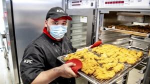 KFC Hasselt opent morgen: personeel gaat ophaalrondes voor afval in straat lopen