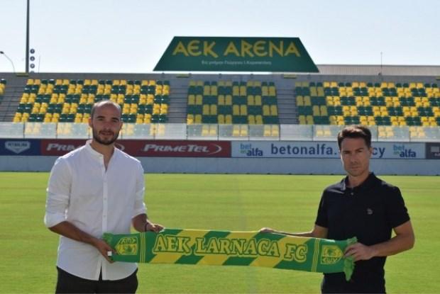 Looienaar Jens Teunckens vindt nieuwe club in Cyprus
