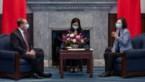 Chinese vliegtuigen verjaagd tijdens bezoek Amerikaanse minister aan Taiwan