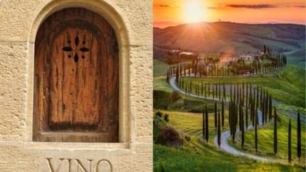 Eeuwenoude Toscaanse wijnraampjes maken comeback