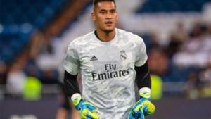 Thibaut Courtois ziet concurrent Real Madrid verlaten