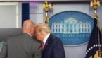 Schietpartij aan Witte Huis: Trump onderbreekt abrupt persconferentie