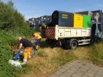 Hasselt ruimt illegale kledingcontainers op