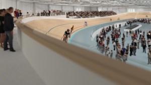 Zolder krijgt snelste Europese piste voor baanwielrenners