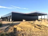 Heidebloem krijgt extra vergunning voor uitbreiding, terwijl bouwwerken nieuw bedrijf nog volop bezig zijn