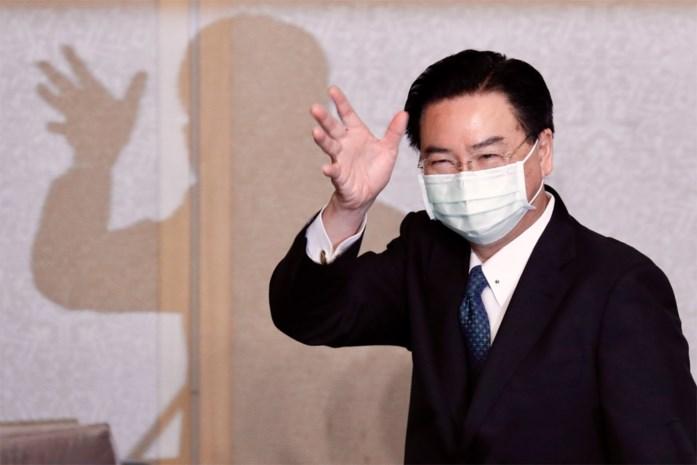 "Taiwan schreeuwt noodkreet: ""China kan van ons volgende Hongkong maken"""