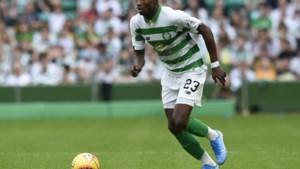 Schotse regering overweegt competitie stop te zetten nadat Celtic-Belg Boli Bolingoli de quarantaineregels zwaar met de voeten treedt