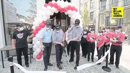KFC in Hasselt opent met knal en 20 fans