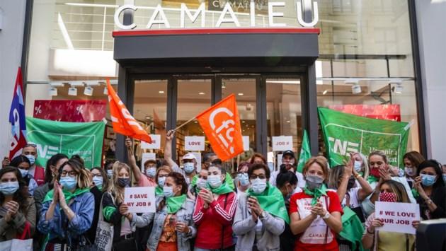 Vakbonden Camaïeu kanten zich tegen overname modeketen door huidig management