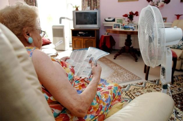 """Van Gucht bevestigt: """"Airco en ventilator kunnen gerust gebruikt worden"""""""