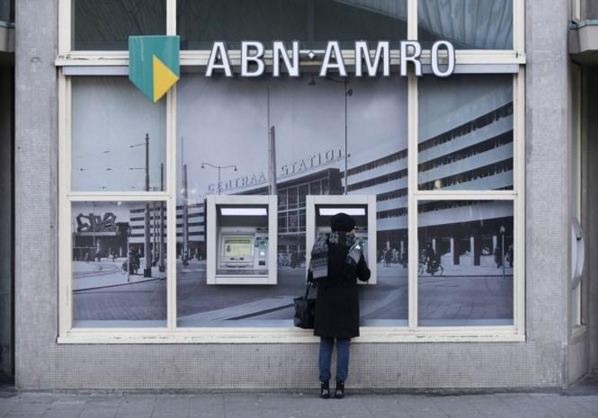 ABN AMRO schrapt 800 banen bij zakenbank
