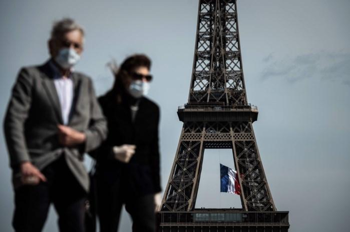 Tweede golf overspoelt Frankrijk: meer dan 2.500 besmettingen op één dag