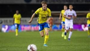 Inter stalt Xian Emmers bij Almere City