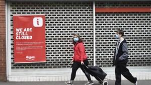 Zware prijs voor coronapandemie: recordrecessie in Verenigd Koninkrijk