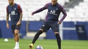 """PSG rekent """"zonder ongelukken"""" op Mbappé"""