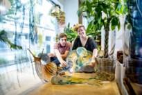 La Bottega-vitrine wordt kijkkast richting natuur