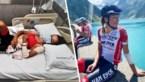 Amper twee weken na doodsmak daalt renster Mieke Docx met razende snelheid berg af