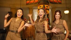 K3 heeft handen vol met opnames nieuwe film 'Dans van de farao'