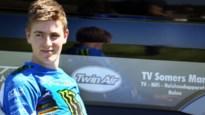 Jago Geerts nadert in MX2 tot op acht punten van WK-leider Vialle na zege in Letland