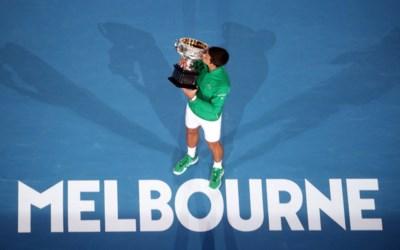 Australian Open rekent in januari op 400.000 fans