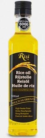 FAVV roept rijstolie van het merk Rizi terug