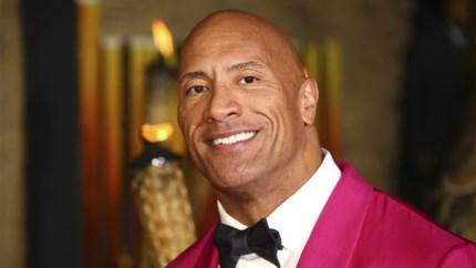 'The Rock' is best betaalde acteur ter wereld, Netflix gooit met geld