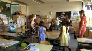 Geert Molenberghs: scholen helemaal open tot tweede middelbaar.