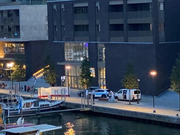 Update: man niet overleden door geweld op boot in Hasseltse Kanaalkom
