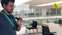 Syntra start cursusjaar met tientallen minirobots