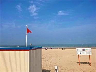 """Redders in Oostende hijsen rode vlag: """"Te weinig respect voor onze job"""""""