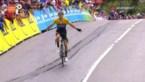 Gele Van Aert verricht geweldig knechtenwerk in de Dauphiné, Roglic deelt nog maar eens een tik uit aan Bernal